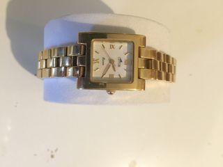 Reloj mujer chapado en oro