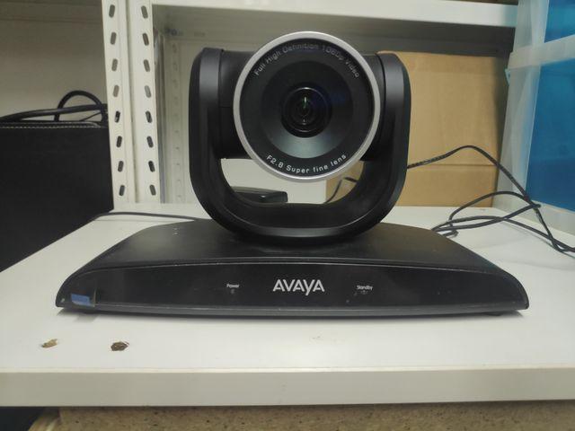 CAMARA Profesional 1080p 12x Avaya
