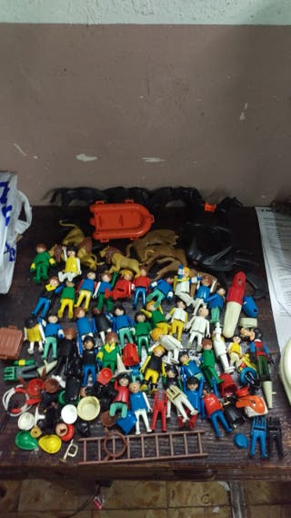 Gran lote playmobil