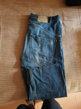 Pantalones tejanos Volcom Talla 32