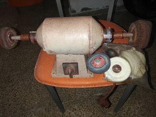 motor pulidora de joyeria