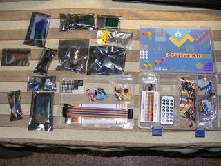 Pack Iniciación en Arduino