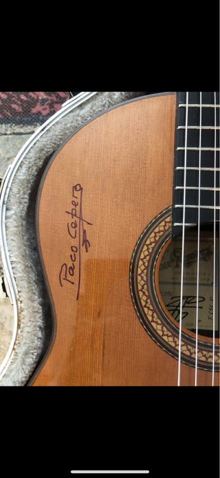 Guitarra Flamenca Jose Ramirez 1990