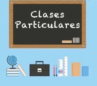 CLASES PARTICULARES octubre y noviembre