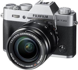 Fujifilm XT20 nueva por XT2
