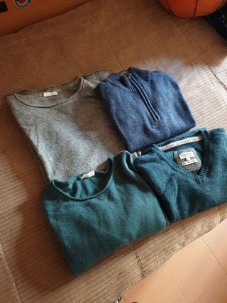 4 Jersey de lana