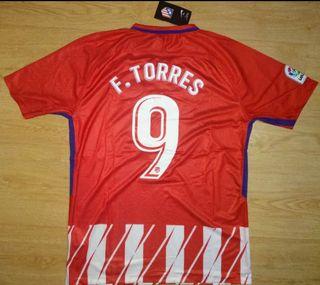 Camiseta Torres Atlético Nike 2017-2018