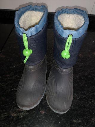 botas de nieve T 30 - 31