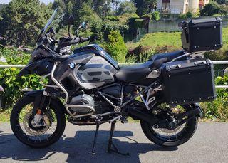 BMW R1200GS Adventure Triple Black 2018