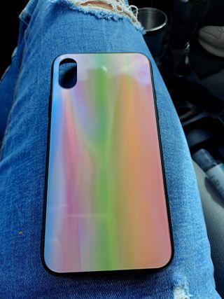 carcasa iPhone X y XS