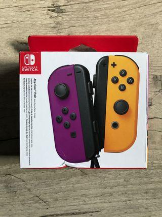 Mandos Joy-Con Pair para Nintendo switch