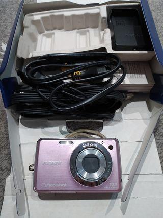 cámara de fotos cyber shot 12.1 megapixels