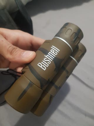 Prismáticos Bushnell 10×25 camuflaje