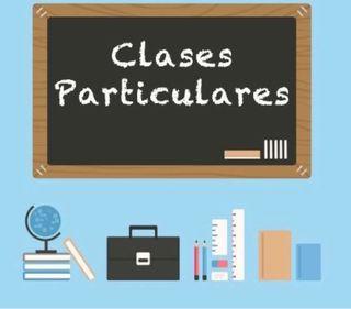 Refuerzo de clases de Matemáticas, Lengua e Inglés