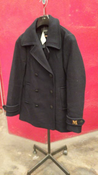 Scotch & Soda Double Breasted Peacoat Chaqueta