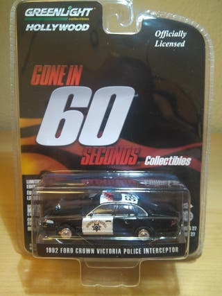 Ford Crown Victoria 1992 - Greenlight