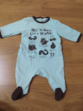 Pijama niño 1 mes