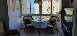 HI0918/Apartamento 1°Línea de playa Torrox-Costa