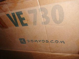 Bicicleta Elíptica VE730 Domyos