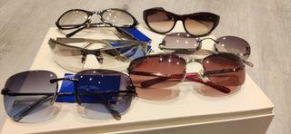pack 6 gafas police con funda