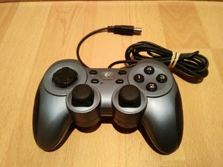 Gamepad Logitech dual action pc usb