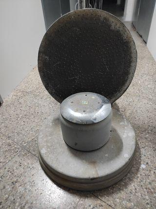 Maquina rotativa, pulidora, abrillantadora
