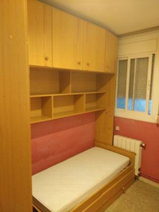 Habitación individual juvenil