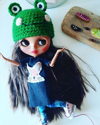 muñeca blythe custom