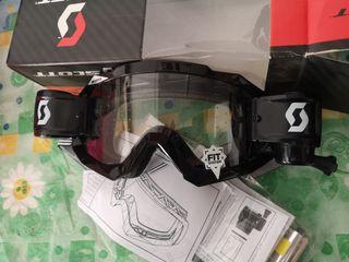 gafas scoot roll off motocross quad