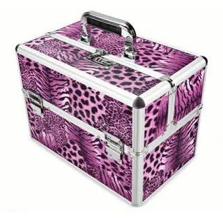 maletin maleta compartimentos uñas peluqueria ..