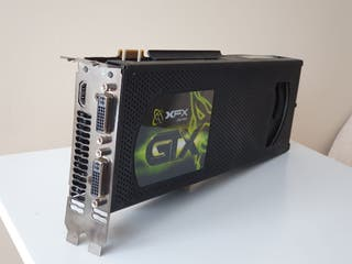 Tarjeta gráfica NVidia GTX 295