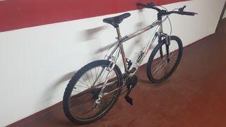 """Bicicleta de montaña de aluminio 26"""""""