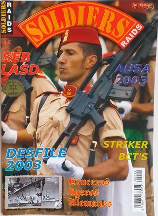 Revista SOLDIERS N°99