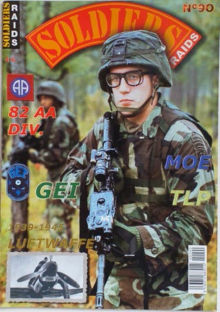 Revista SOLDIERS N°90