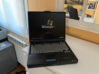 Ordenador portátil Compaq Armada E500