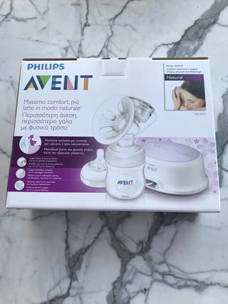 Saca leches avent phillips SCF332