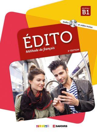 edito-b1-methode-de-francais-livre PDF