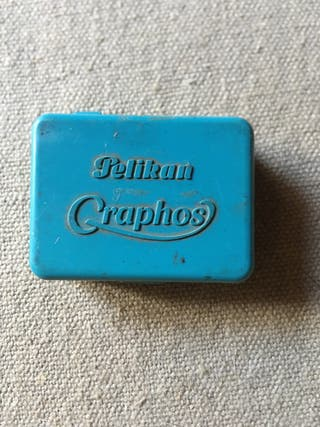 Antic capsa Pelikan