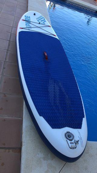 Tabla Fanatic sup paddle surf hinchable