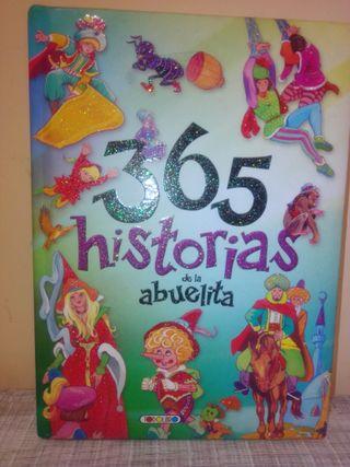365 historias de la abuelita.