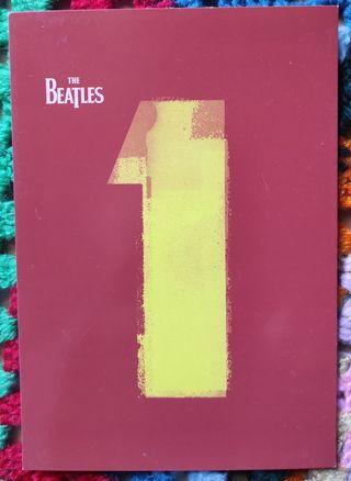 Postal de The Beatles