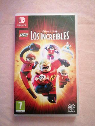 Nintendo Switch, los increíbles lego