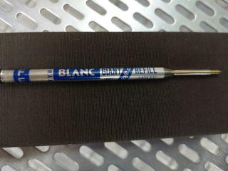 Repuesto bolígrafo Mont blanc