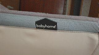 barrera cama babyhome con luz