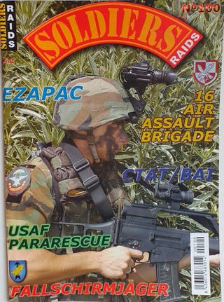 Revista SOLDIERS N°100