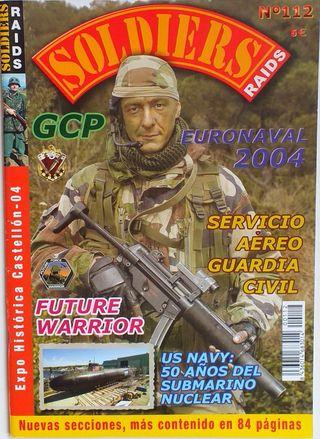 Revista SOLDIERS N°112