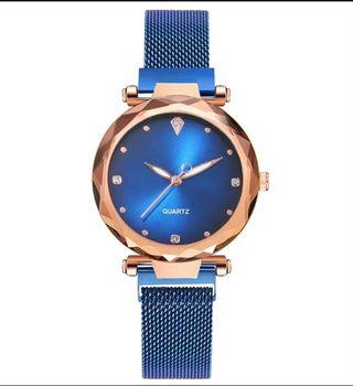 Reloj vansvar magnet azul