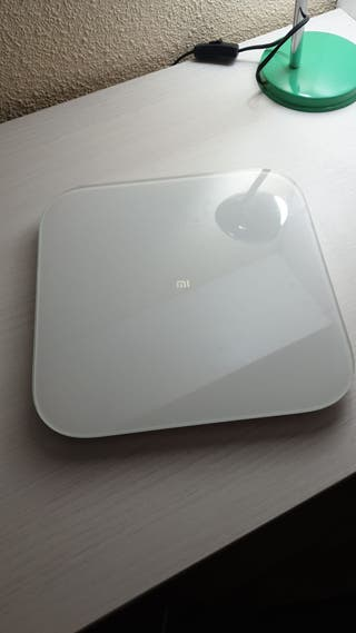 Báscula Xiaomi mi scale