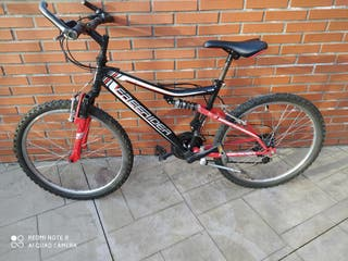 Bicicleta de montaña infantil