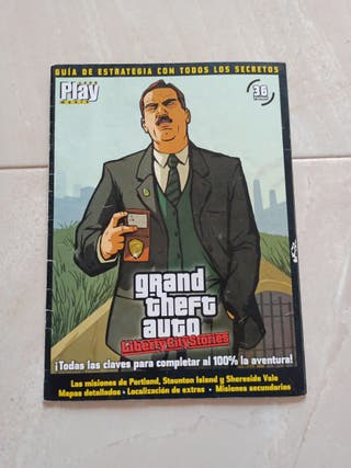 Guía del Grand Theft Auto Liberty City Stories
